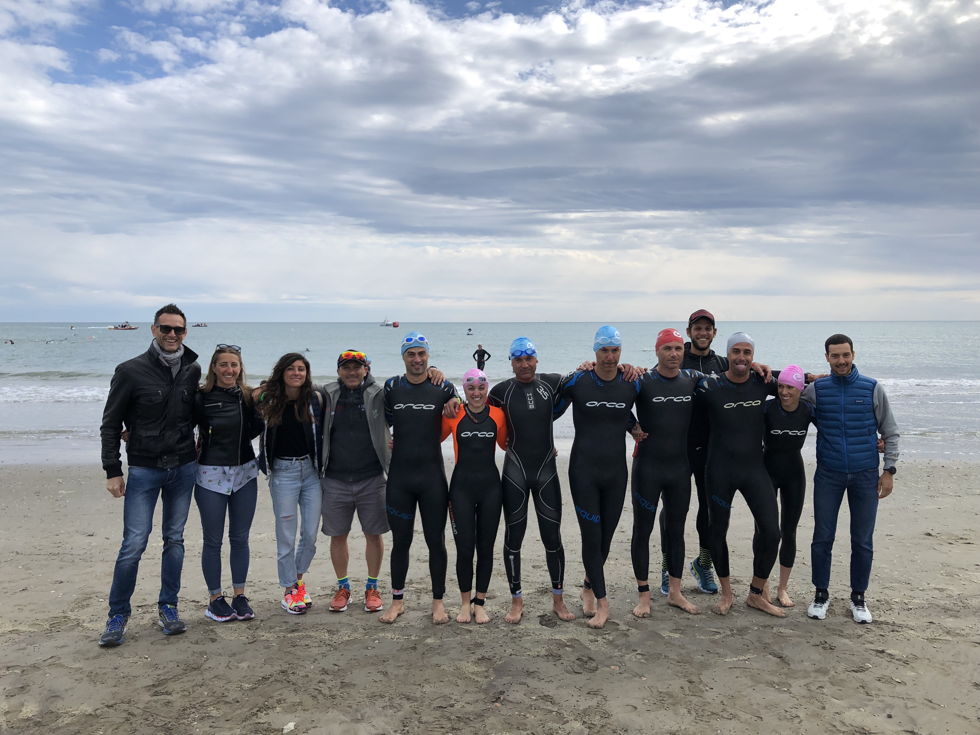 Grupo Aluigi Triathlon Program Riccione 2019